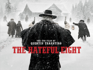 Gli hateful eight di Tarantino