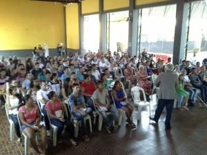 Corso di Formazione a Dom Pedro per le Pastorali Sociali