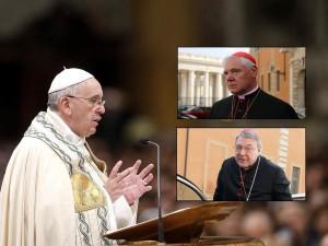 Francisco avança: conservadores desalojados do controle da Cúria romana