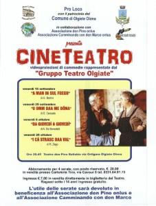 """CINETEATRO""  ad Olgiate Olona"