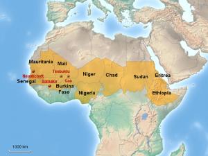 Seis milhões de pessoas estão em risco de morrer de fome na região do Sahel