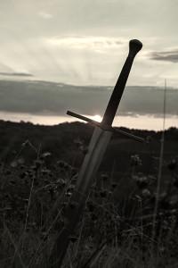 Sono venuto a portare la spada sulla Terra