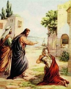 Provocati dalla fede di un pagano