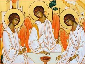 La Trinità prima Comunità