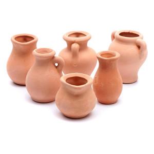 anfore-terracotta-presepe-6-pz-altezza-reale-4-6-cm